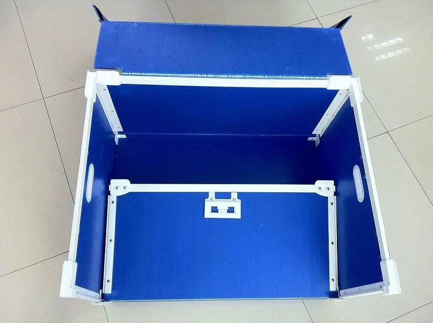 折叠骨架箱